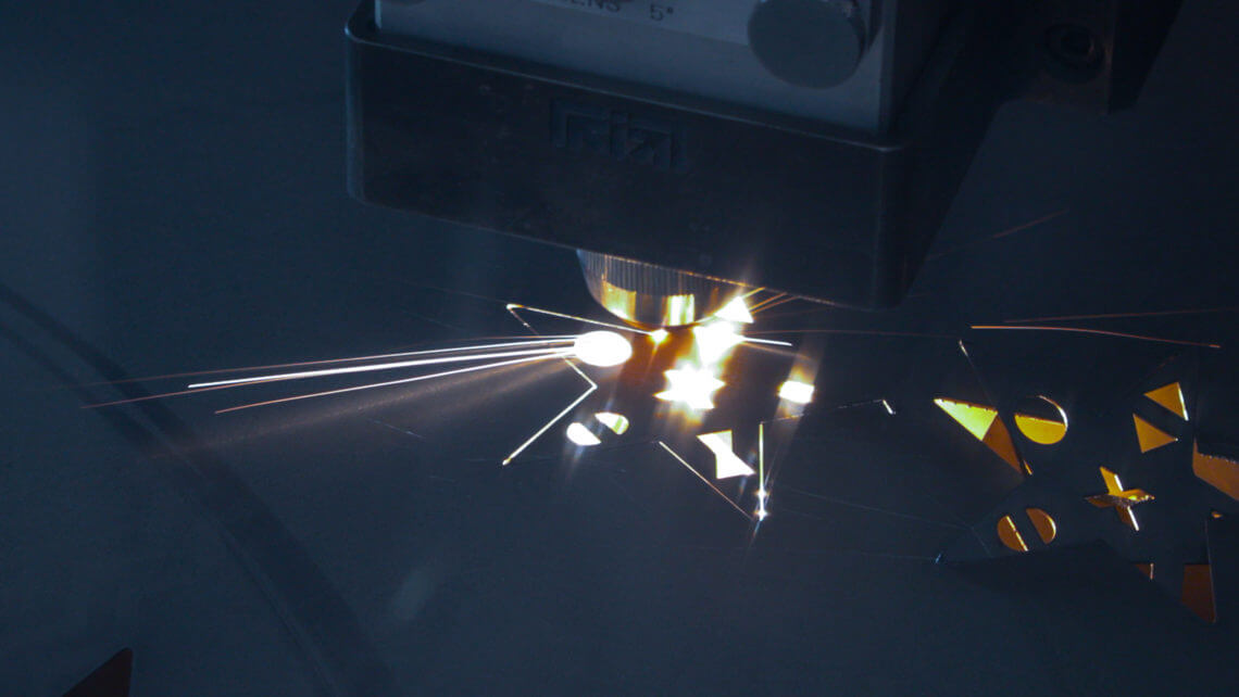 Laser Prima Industrie Serie Platino